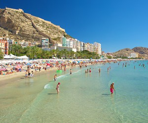 alicante and spain image