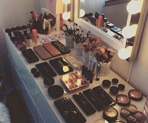 blush, make up, and eyeshadow image