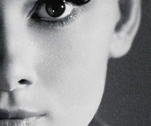 audrey hepburn, black and white, and people image