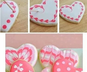 diy, heart, and food image