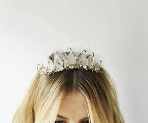 blonde, girl, and Queen image