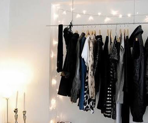 💕 and clothes rail image