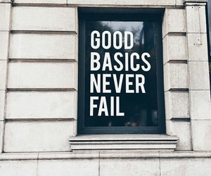 basics, style, and never fail image