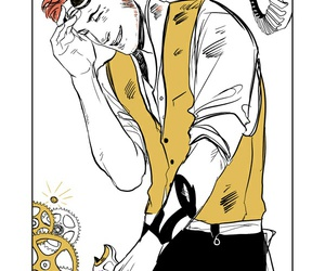 henry branwell, the infernal devices, and the scientist image