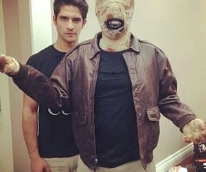 teen wolf, tyler posey, and nogitsune image