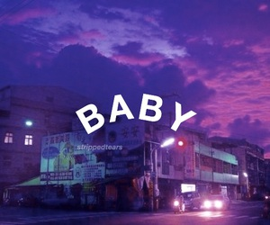 aesthetic, baby, and grunge image