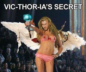 thor, funny, and lol image