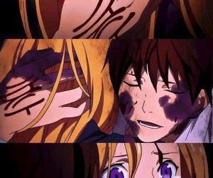 noragami, kazuma, and anime image