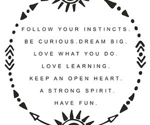have fun, quotes, and heart image