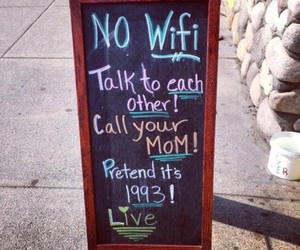wifi, live, and talk image