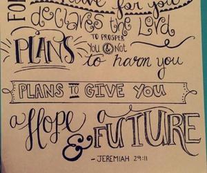 jeremiah 29:11 image