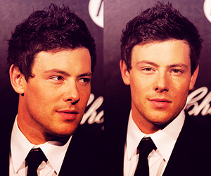 amazing, glee, and cory monteith image