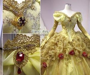 costume, disney, and dress image