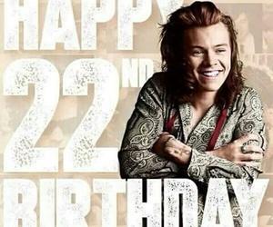 birthday, Harry Styles, and harry image