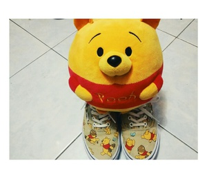 pooh, winnie the pooh, and love image