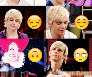 ross lynch, austin moon, and austin & ally image