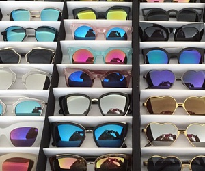 sunglasses, glasses, and summer image