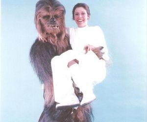 star wars and chewbacca image