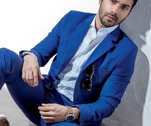 blue, bollywood, and guy image