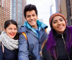 karen, leslie, and rafa image
