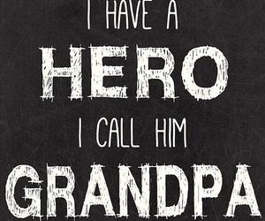 family, grandpa, and I Love You image