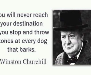 quote and churchill image