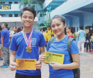 boyfriend, medals, and win image