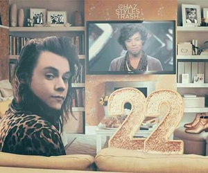 happy birthday, harold, and Harry Styles image