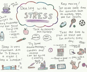 stress, school, and tips image