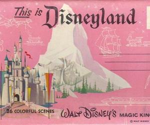 disneyland, disney, and pink image