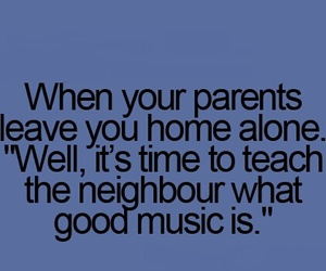 music, quote, and funny image