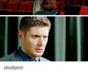 actor, dean winchester, and fun image