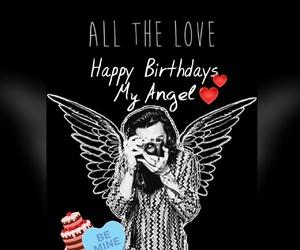 21, 22, and angel image