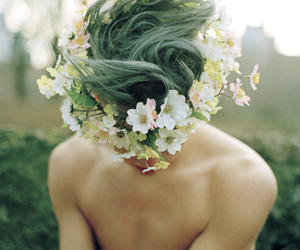 beautiful, colourful, and green image