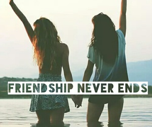 best friend, girls, and quote image