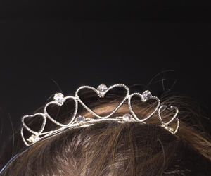 crown, princess, and aesthetic image