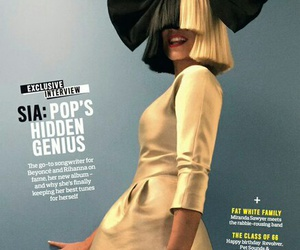 magazine and ️sia image