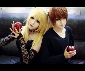 cosplay death note image