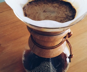 chemex, hipster, and chemex coffee image