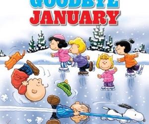 goodbye january image