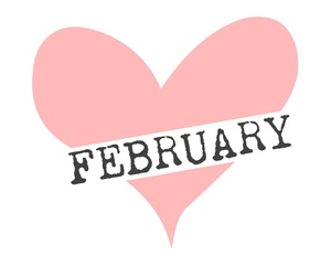 february and new image