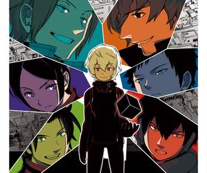 anime and world trigger image