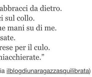 frasi, italian, and tumblr image