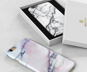 apple, marble, and white image