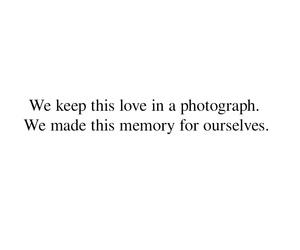 Lyrics, photograph, and songs image