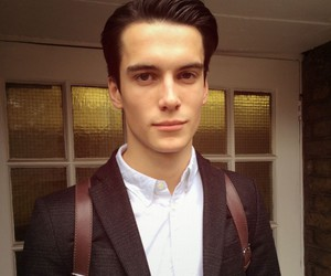 handsome, male model, and harry rowley image