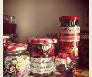 jar, old, and cute image