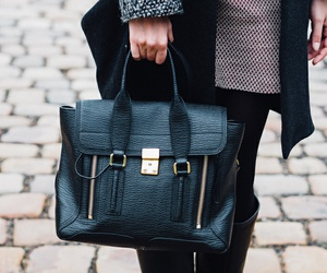 bag, elegant, and fashion image