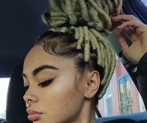 hair and dreads image