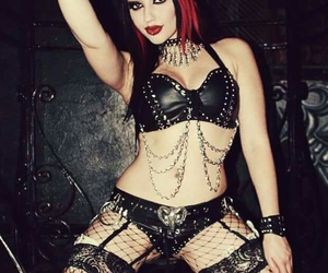 chains, sexy, and dani divine image